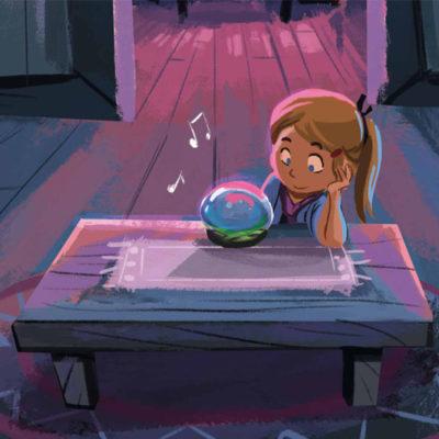 contes à bulles gijé