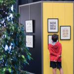 Photo expo Imbattable Quai des Bulles
