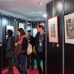 Photo expo Jodorowsky Quai des Bulles