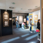 Photo expo Thierry Martin Quai des Bulles
