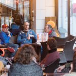 Photo cafés bd quai des bulles